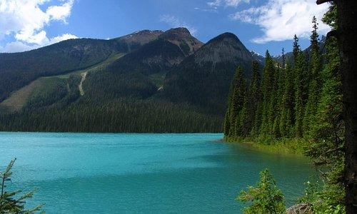 Emerald lake - View 5