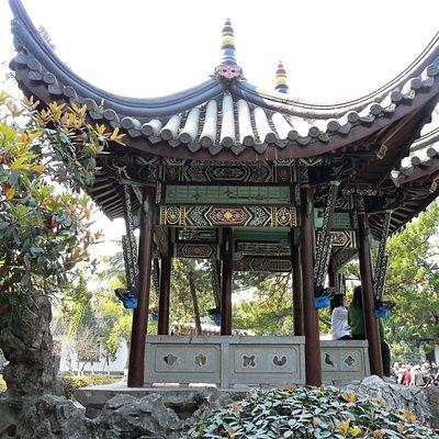 Fangshen Pavilion