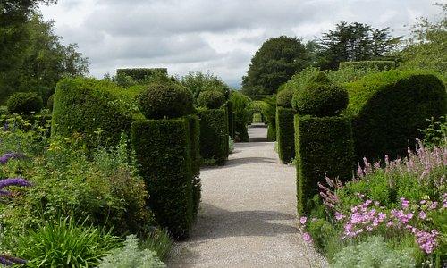 Gardens at Holker Hall