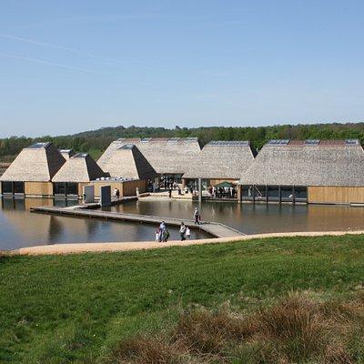 Brockholes Floating Visitor Village