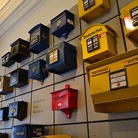 Evoluzione cassette della posta