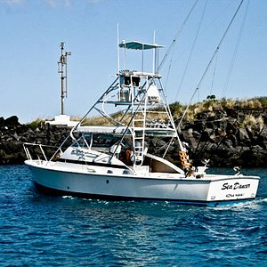 Sea Dancer Kona Fishing Charters