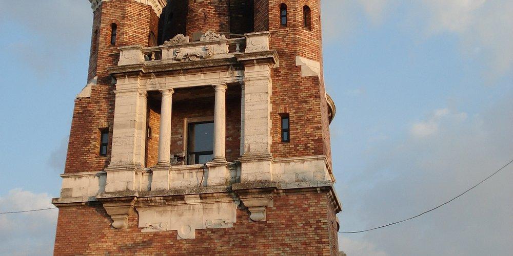Tower of Sibinjanin Janko, Zemun, Serbia