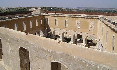 Castillo de Zamora.