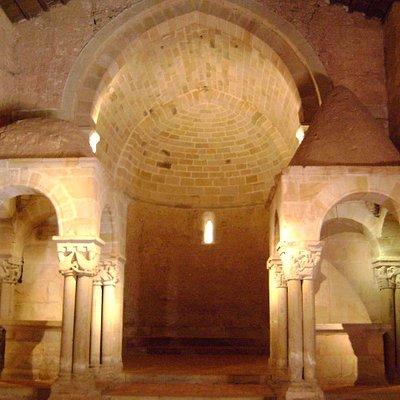 Arcos de San Juan de Duero, Soria.