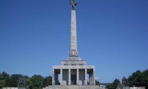 Slavínのシンボル。