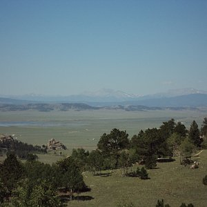 view of wilkerson pass