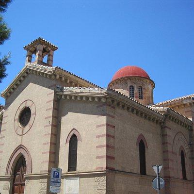 vista esterna della Chiesa degli Ottimati