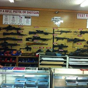 Las Armas a elegir