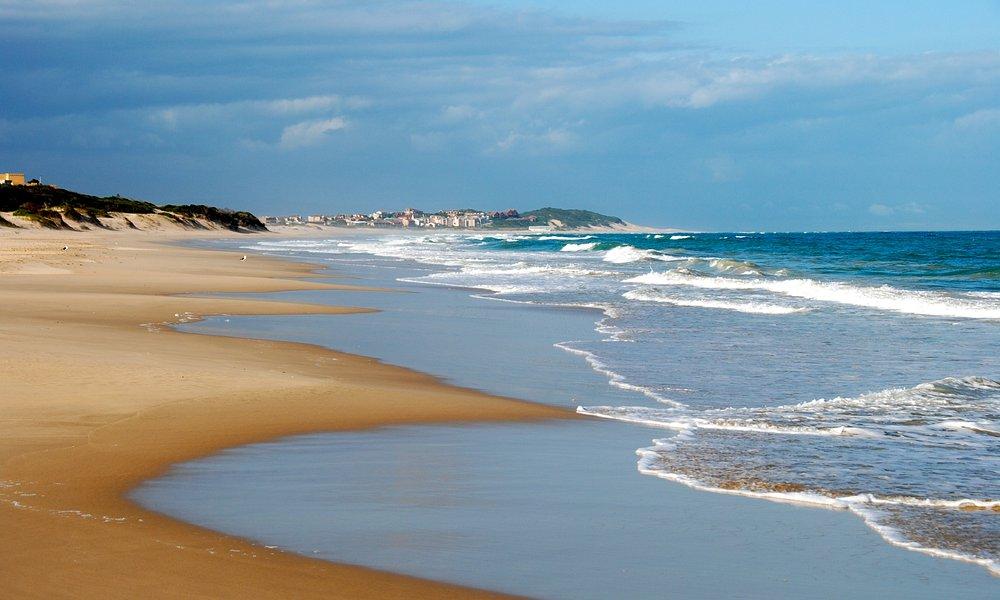 Paradise Beach - 8 km walk along the beach from Jeffrey's Bay