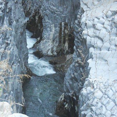 Pareti di basalto