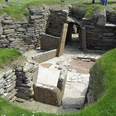 Skara Brae neolithic village
