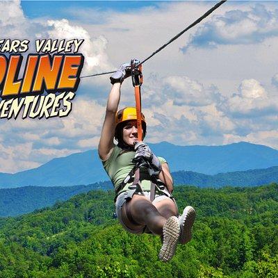 Best Zipline Views in Town!!