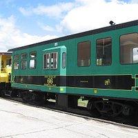 port stanley train