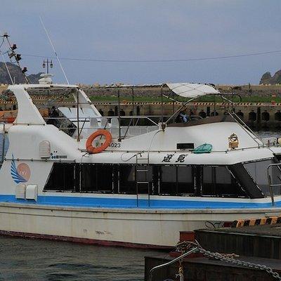 辰の島遊覧船