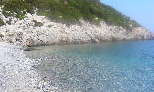 spiaggia Glisteri