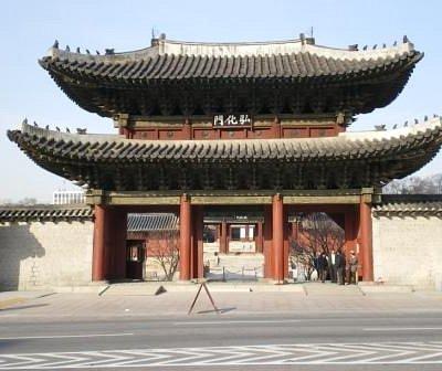 昌慶宮はここです~!