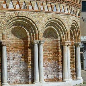 Esterno (abside)