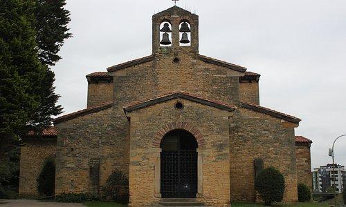 Frontal de San Julián de los Prados