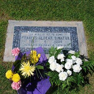 Frank Sinatra - seine letzte Ruhestätte