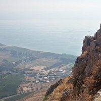 view from Arbel