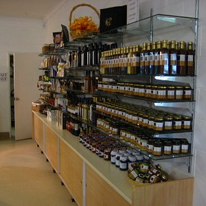 Some of their products displayed