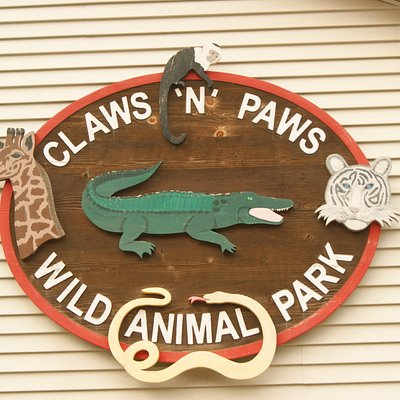 The Park Sign