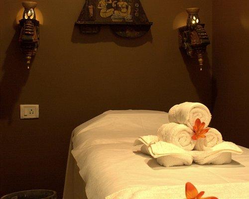 Where i got my massage