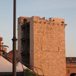 Cagliari-Torre dell'Elefante-