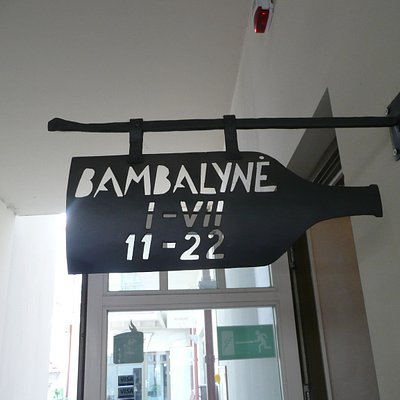 The Illusive Bambalyne sign