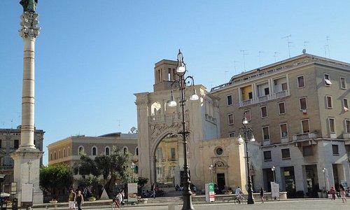 colonna S.Oronzo