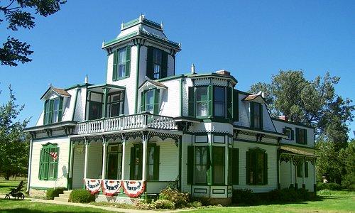 William F Cody Residence