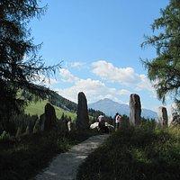 Steinkreis 12 Apostel