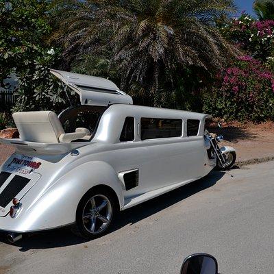 the limo bike
