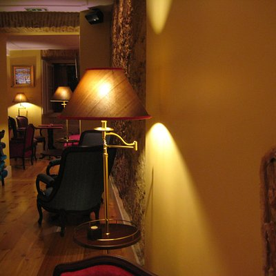 Matiz Pombalina Bar-Sala Azul