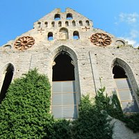 廃墟の教会