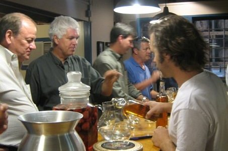 Tasting During a Private Happy Hour Rental