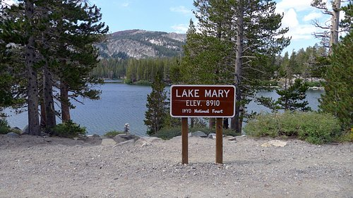 Lake Mary sign