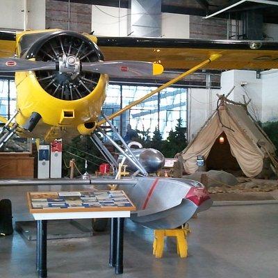 deHavilland DHC-2 Beaver, 1940s fire camp