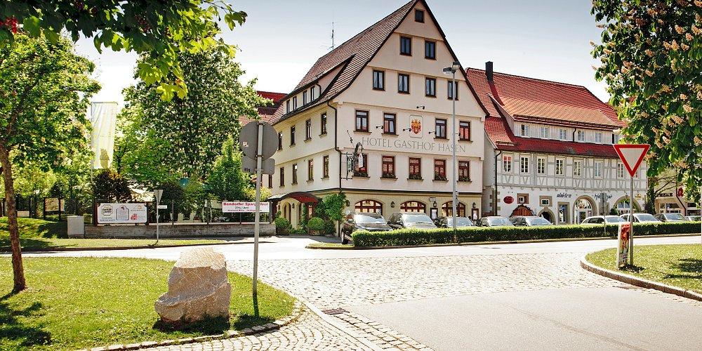 Familiär geführtes 4-Sterne Hotel HASEN