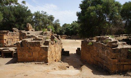 Tipasa Coliseum