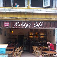 Kelly's Cafe chinese and western food