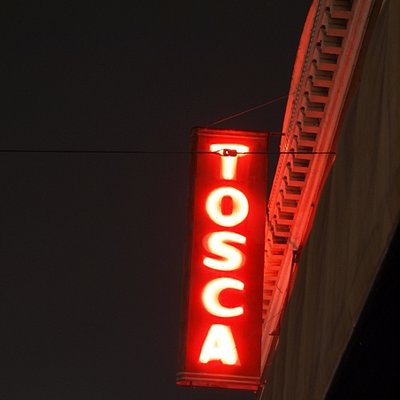 Tosca North Beach