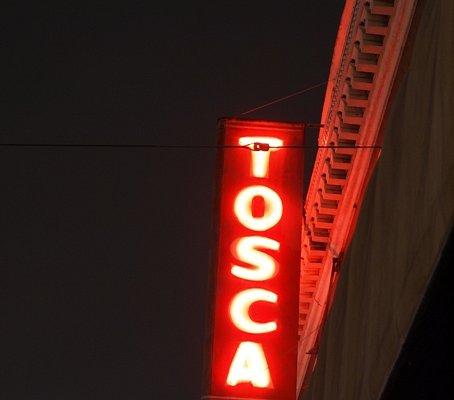 Tosca North Beach