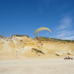 Paragliding :)