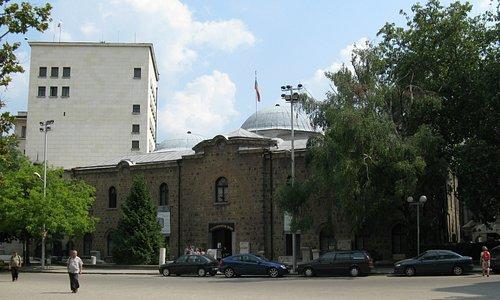 Archäologisches Museum Sofia