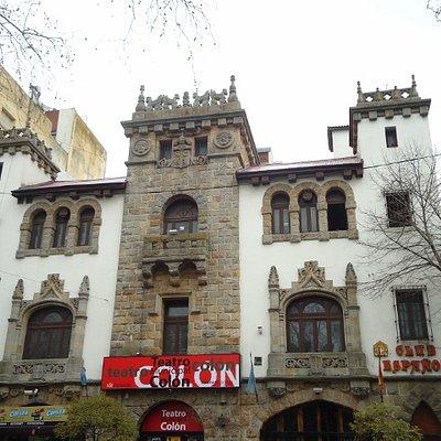 Teatro Colón    Mar del Plata