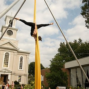 PSCA performs out in the community at festivals, fair and tourist attractions.