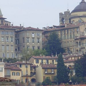 Old Bergamo is a must
