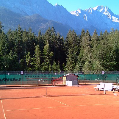 Tennissportparadies Grainau Zugspitze